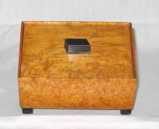 Art Deco Artic-Birch Box.