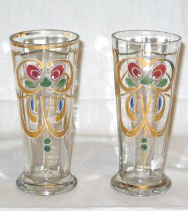 Pair of Jugendstil Glasses.