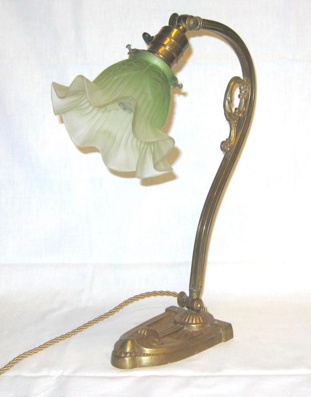 Floor Lamps Review Nouveau Lady Table Lamp Beautiful Leaded