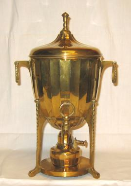 WMF Brass Tea machine.