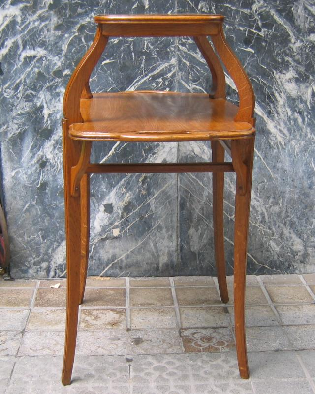 Art Nouveau Table.