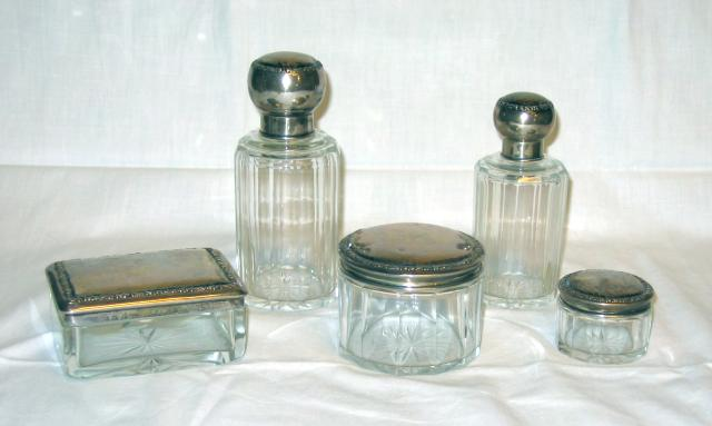 Plaz & Kälber Dressing Set.