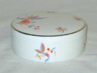 Art Deco Rosenthal Porcelain Box.