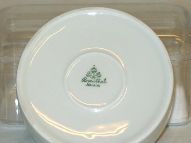 Dating rosenthal porcelain